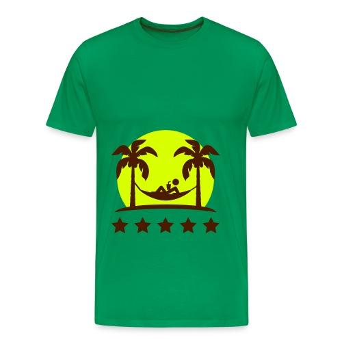island t-shirt - Men's Premium T-Shirt