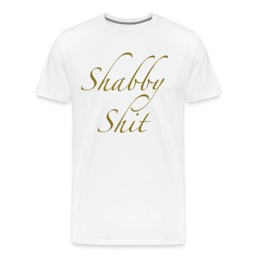 SHABBY SHIT T-shirts - Premium-T-shirt herr