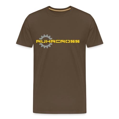 Ruhrcross - Männer Premium T-Shirt
