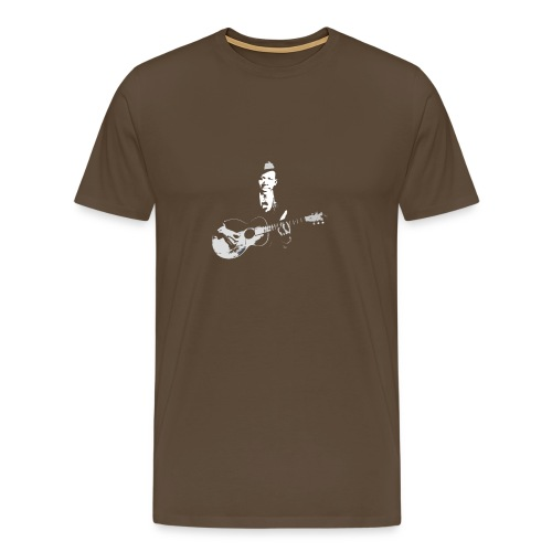 Robert Johnson - Mannen Premium T-shirt