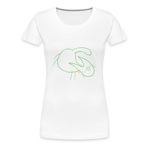 Wonder Cat - Women's Premium T-Shirt
