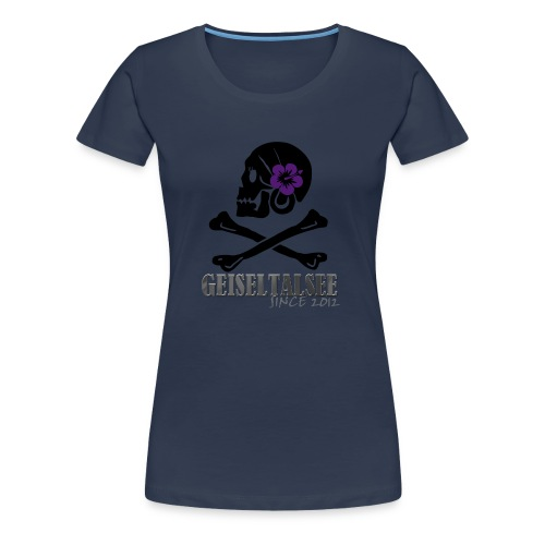 like sun - Frauen Premium T-Shirt