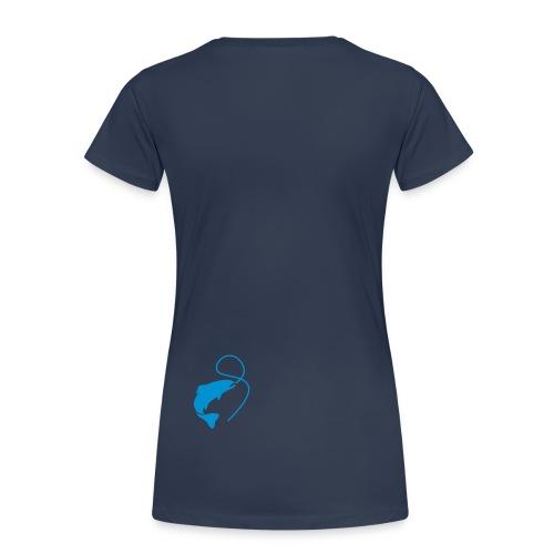 Fishes - Women's Premium T-Shirt