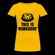 T-Shirts ~ Frauen Premium T-Shirt ~ wankdorf