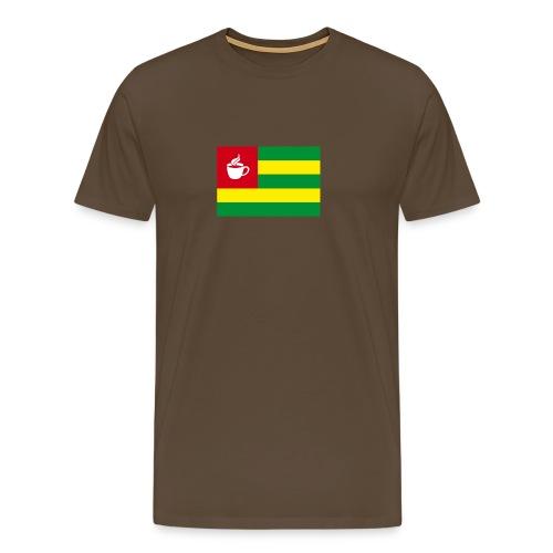 Coffee Togo - Männer Premium T-Shirt