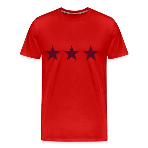 StaniqStone/StarTee. - Herre premium T-shirt