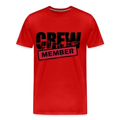 StaniqStone/MemberTee. - Herre premium T-shirt