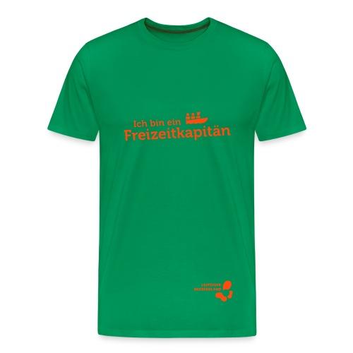Männer-T-Shirt Freizeitkapitän - Männer Premium T-Shirt