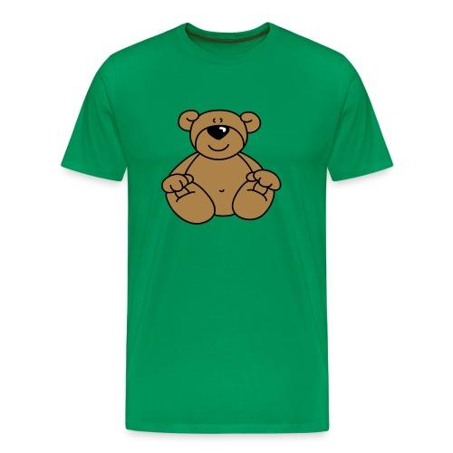 ourson - T-shirt Premium Homme