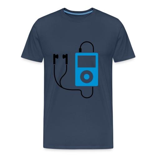 iPod - Herre premium T-shirt