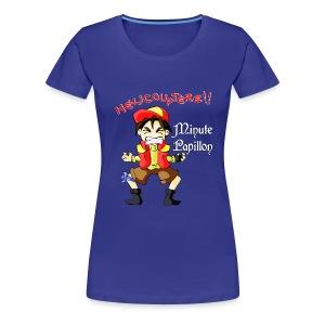 Mini-Kriss - Hélicouptère - T-shirt femme - T-shirt Premium Femme