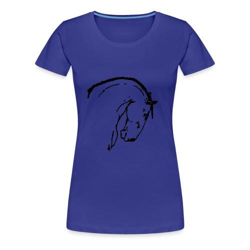 Pur Race Espagnol - T-shirt Premium Femme