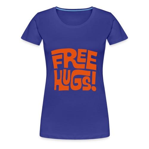 Free Hugs! - Women's Premium T-Shirt