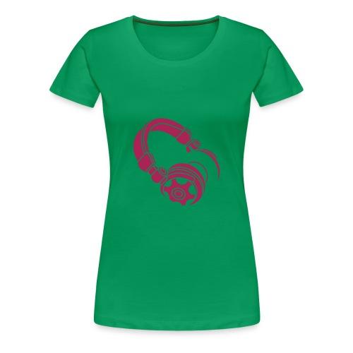 Clubbing party - T-shirt Premium Femme