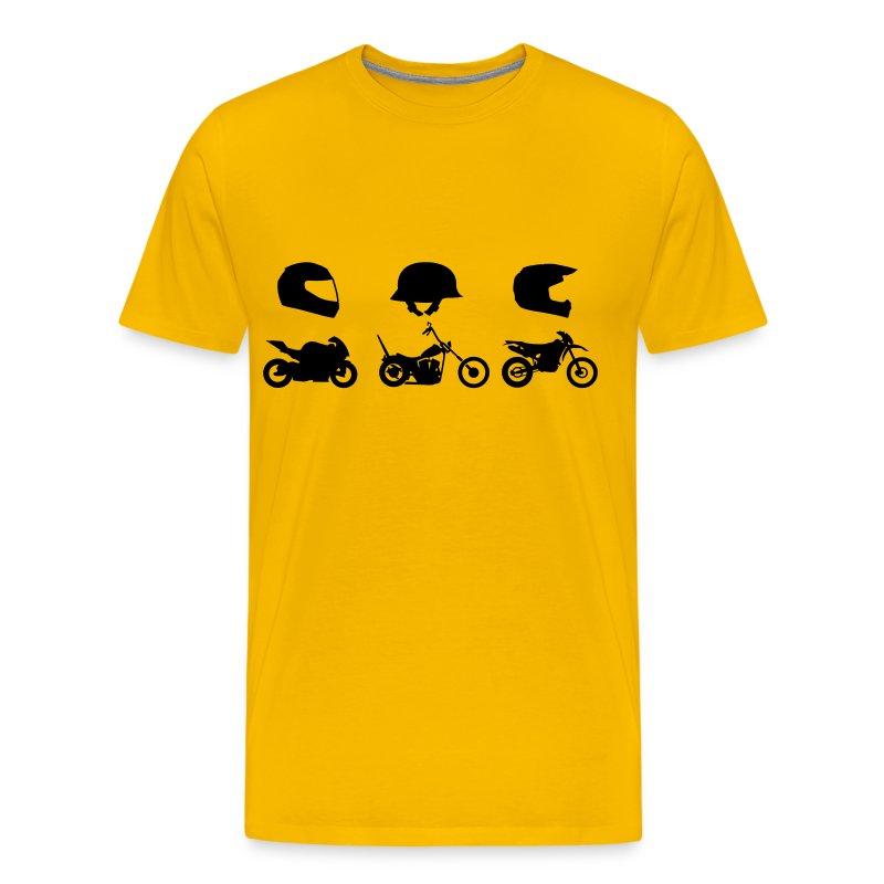 Tee shirt casque de course de moto chopper avec - Casque moto course ...