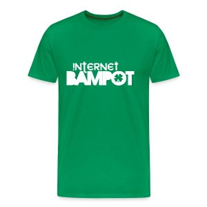 Internet Bampot - Men's Premium T-Shirt