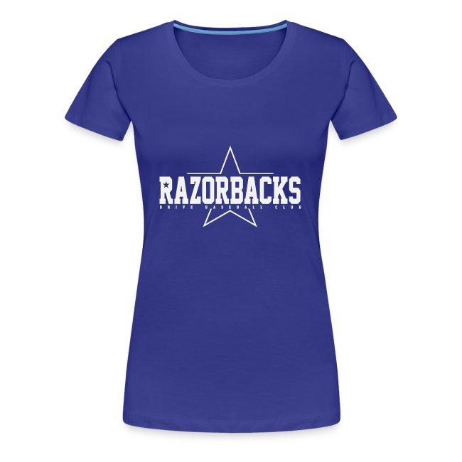 TS Razorbacks femme impression grey