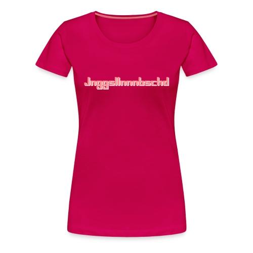 junggesellinnenabschied t-Shirt - Frauen Premium T-Shirt