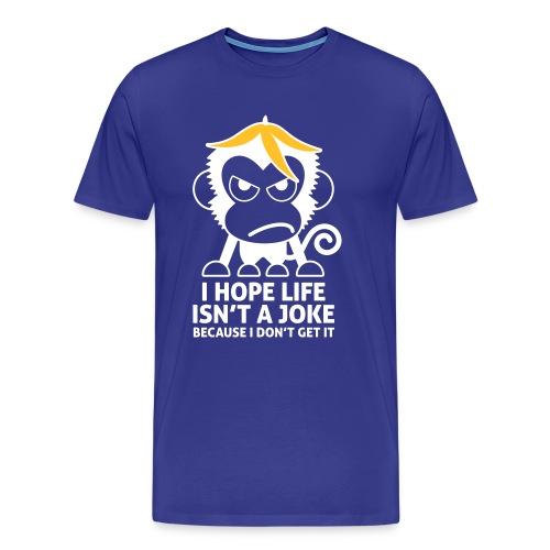 Casual Jokes T-shirt - Men's Premium T-Shirt