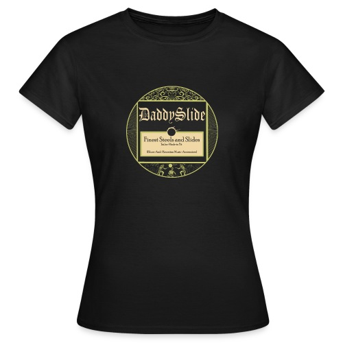 Ladie's Label One brown - Frauen T-Shirt