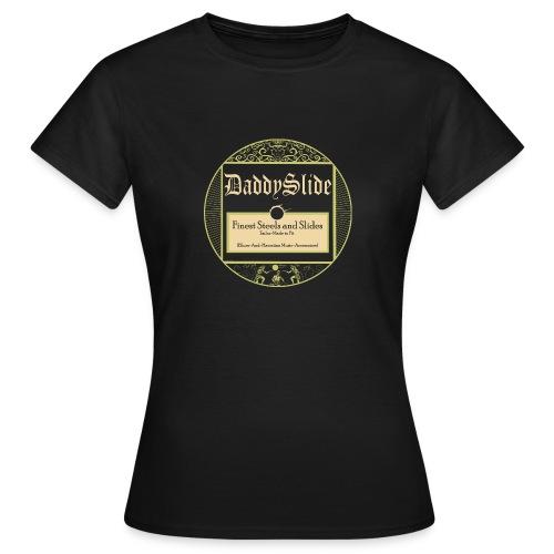 Ladie's Label One brown - Frauen T-Shirt