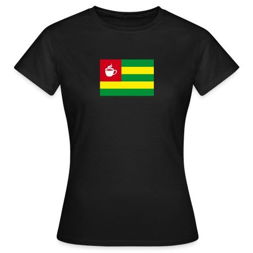 Coffee Togo - Frauen T-Shirt