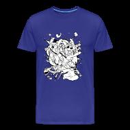 T-Shirts ~ Men's Premium T-Shirt ~ Action Bunnies