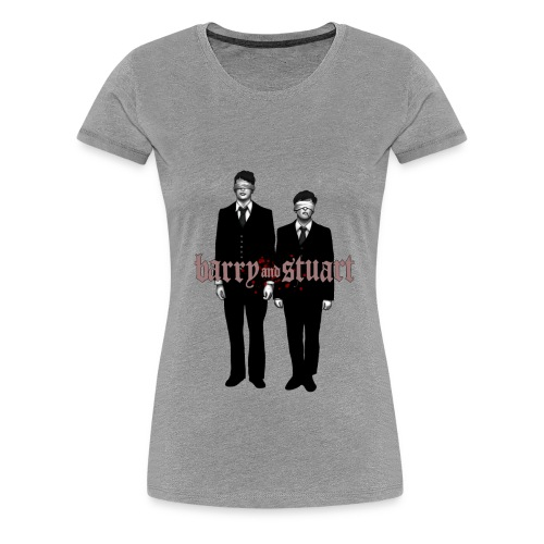 B&S Execution: Girl's Fitted Tee - Women's Premium T-Shirt