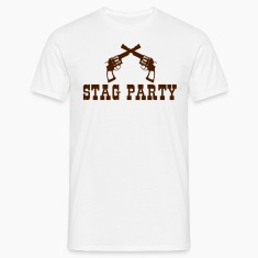 stag party western T-Shirts
