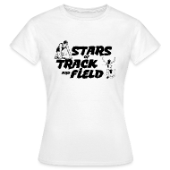 T-Shirts ~ Women's T-Shirt ~ Stars of Track and Field