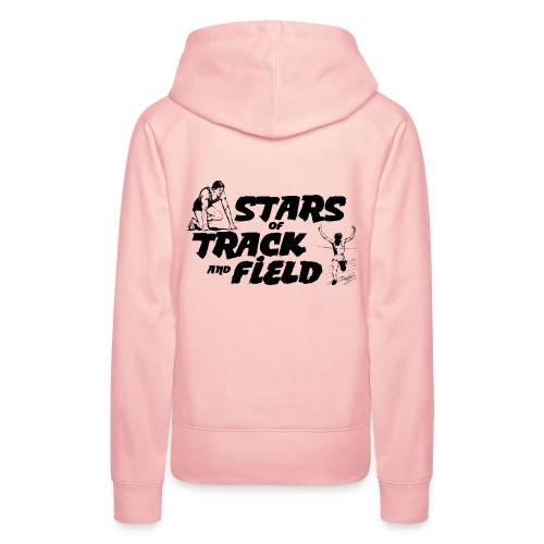 Stars of Track and Field - Women's Premium Hoodie