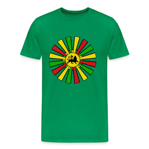 Lion Tee - Men's Premium T-Shirt