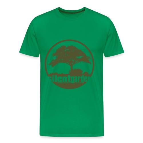 zeitlos silentgarden - Männer Premium T-Shirt