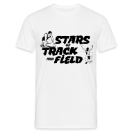 T-Shirts ~ Men's T-Shirt ~ Stars of Track and Field
