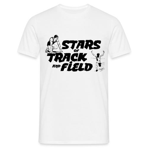 Stars of Track and Field - Men's T-Shirt