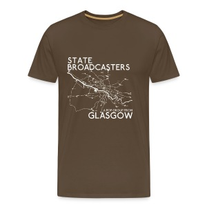 Pop Group From Glasgow - Men's Premium T-Shirt
