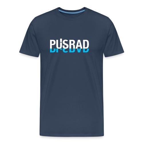 Pusrad-Logo - Men's Premium T-Shirt
