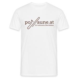 posaune.at Fanshirt - Männer T-Shirt