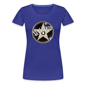 Hillywood Women - Vrouwen Premium T-shirt