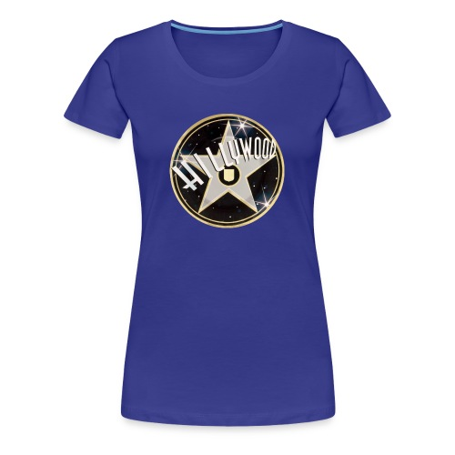 Hillywood Women - Vrouwen Premium T-shirt