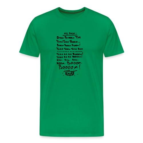 GREEN - Men's Premium T-Shirt