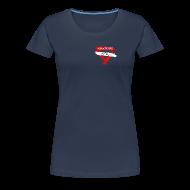 T-Shirts ~ Frauen Premium T-Shirt ~ cvjm mitarbeiter g