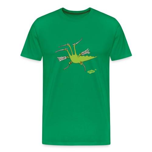 JuLiUs als Strandläufer - Männer Premium T-Shirt