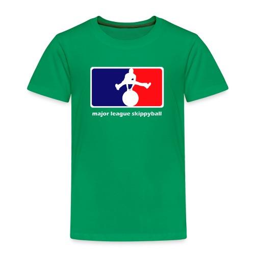 Major League Skippyball (kids) - Kinderen Premium T-shirt