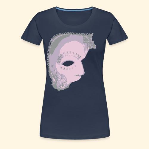 Frauen Girlie - Maskenball - Frauen Premium T-Shirt