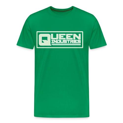 Queen Industries Tee - Mens - Men's Premium T-Shirt