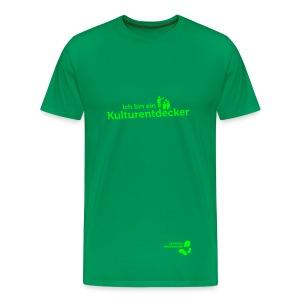 Männer-T-Shirt Kulturentdecker - Männer Premium T-Shirt