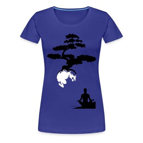 Tranquil Yoga - Women's Premium T-Shirt