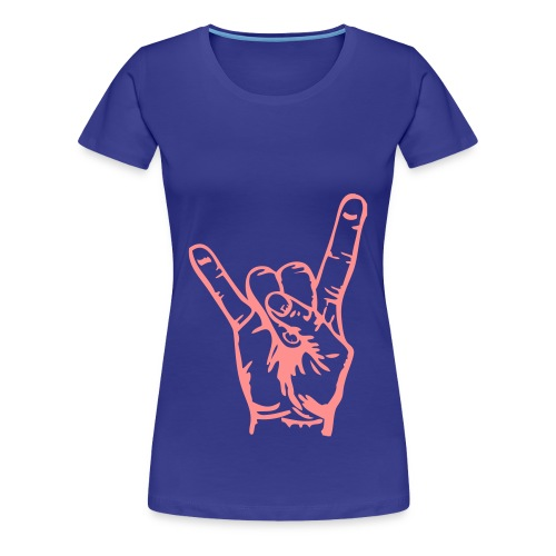 maglia da donna yeah - Maglietta Premium da donna