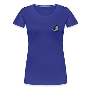 Petit BatCroc Le Croco For the Girls - T-shirt Premium Femme
